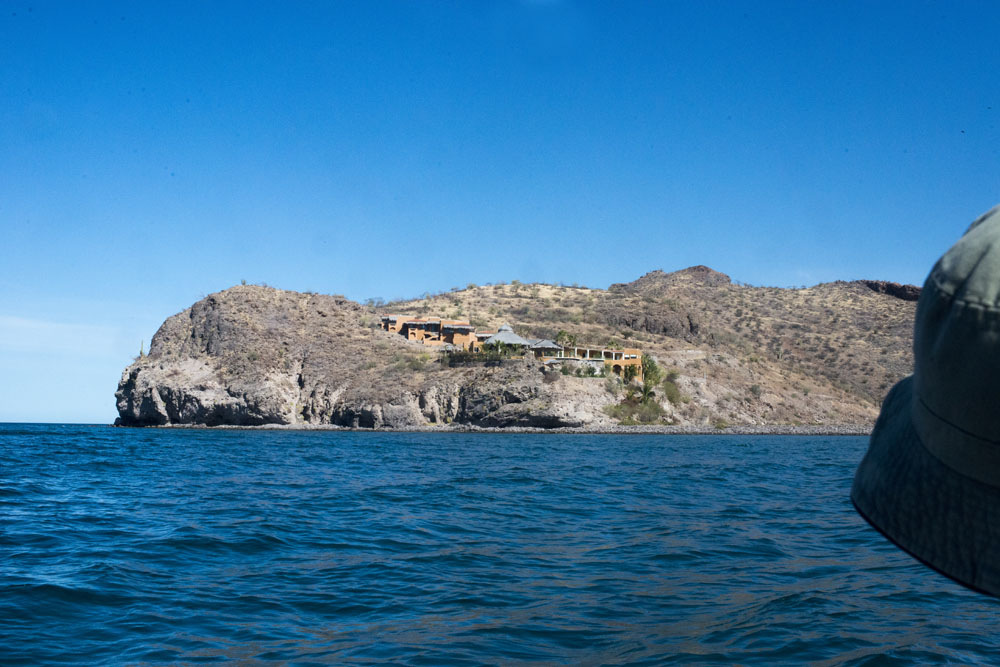 Estero San Cosme at Punta Pasquel